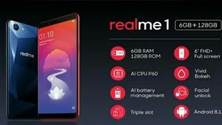 Oppo Realme 1 Full Specifications | Realme 1| reviews