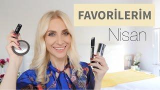 Nisan Favorilerim- Yaşam, Kozmetik | Sebile Ölmez