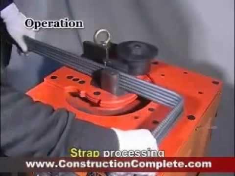 Dobladora de Estribos Cordoba Argentina Maquina Hierro cortadora Construccion