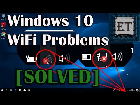 Xxx Mp4 How To Fix WiFi Connection Problems In Windows 10 8 7 Red X On WiFi 8 Fixes 3gp Sex