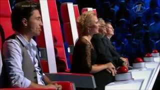 The Voice Blind audition Worldwide