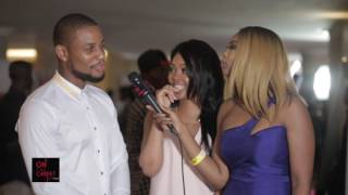 Watch funny clip of Celebs answering Nigerian history question