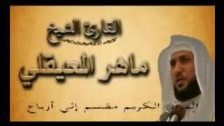 سورة آل عمران ربع  1 الجزء الرابع كل الطعام كان حلا لبني إسرائيل أيه 93
