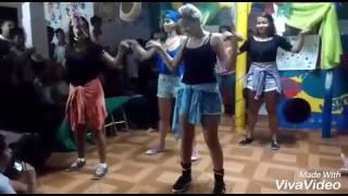 Bumbum de metralhadora- coreografia Fitdance(E.P.B)
