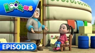 【Official】Super Wings - Episode 10