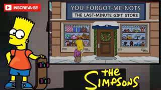 OS Simpsons - Casa da Arvore dos Horrores - XIX