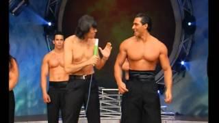 Hombres Fisicoculturistas, José Álvarez- Videomatch