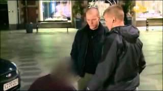 Politistationen beruset mand S04 E08