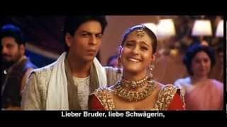 Wah Wah Ramji - Kabhi Khushi Kabhie Gham   2001   Full Song   German Sub.