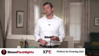 LED Flashlight XPE - Best Flashlight for Everyday Use