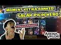Download Video BEGINI RASANYA SALAH PICK HERO di RANKED! - Arena of Valor 3GP MP4 FLV