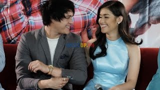 Part 2 - Just The Way You Are Movie Grand Presscon with Liza Soberano Enrique Gil
