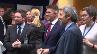 International Women's Day 2016 at NATO HQ