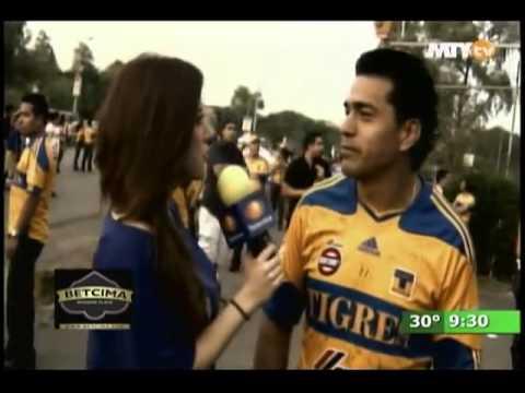 Pasión Futbolera Reportaje de Nallely