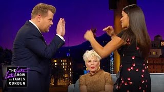 Watch Out for Gina Rodriguez's Left Hand