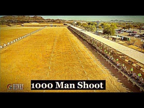 Henry 1000 man Shoot 2