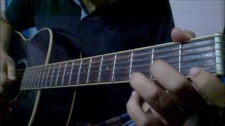 Jeena Jeena Guitar Lesson | Detailed Finger Picking With Solo | Atif Aslam