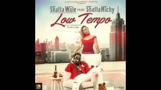 Shatta Wale ft Shatta Michy   Low Tempo  (Audio Slide)