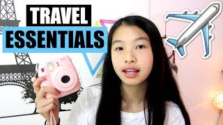 My Travel/Carry On Essentials 2015 | Nicky