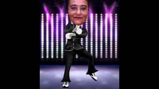 Hasina dance.
