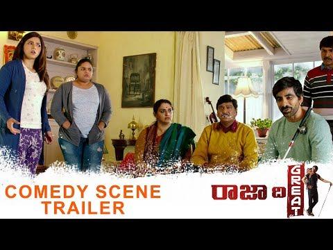 Xxx Mp4 Raja The Great Comedy Trailer 1 Ravi Teja Mehreen Pirzada Its Blockbuster Time 3gp Sex