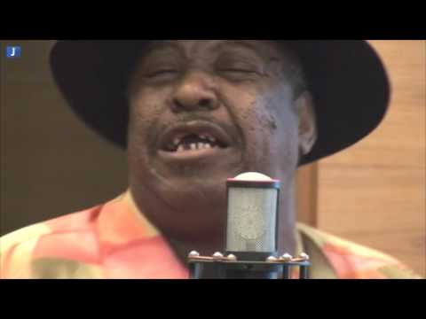 Magic Slim and the Blue Jeans Blues Band interview HD Quality
