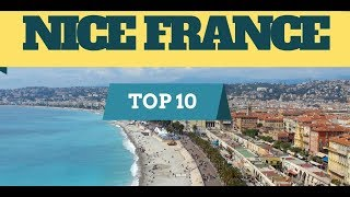 Things to Do in NICE France! TOP 10 Attractions to Visit Guide