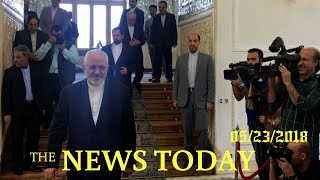 Iran Slams U.S. Sanctions Push, Syria Rejects Idea Of Iranian Withdrawal | News Today | 05/23/2...