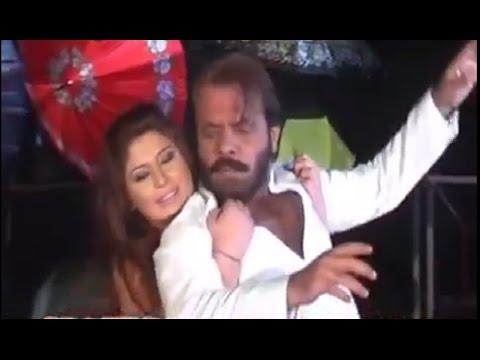 Jahangir Khan, Khushbo, Zaman Zaheer - Pashto film | Ziddi Pukhtoon | song Yara Ta Kram Sharaabi