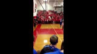 Psycho crowd kicked out of BGA!