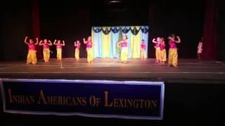 IAL 2016 Diwali - Non Stop Dance Masti