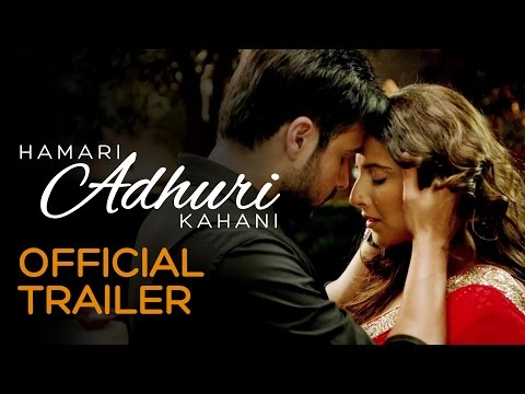 Xxx Mp4 Hamari Adhuri Kahani Official Trailer Vidya Balan Emraan Hashmi Rajkumar Rao 3gp Sex