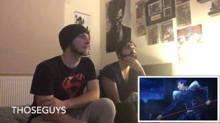 ThoseGuys: Fate/Stay Night Archer vs Lancer (REACTION)