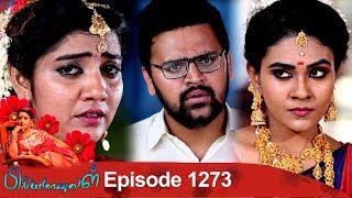 Priyamanaval Episode 1273, 22/03/19