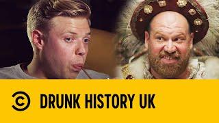Rob Beckett & Henry VIII (Part 1)   Drunk History UK