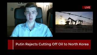 Breaking News: Russia Will Not Stop Giving North Korea Oil
