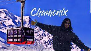 Chamonix Mont Blanc | Tamil Vlog - 11 | Paris Treat