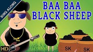 Baa Baa Black Sheep (HD) Sing Along Nursery Rhymes With Lyrics | Shemaroo Kids
