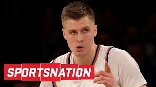If Porzingis Wants To Win, Shouldn't He Want To Leave Knicks?   SportsNation   ESPN