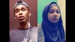 Malique ft Dayang Nurfaizah-Pejamkan Mata Cover
