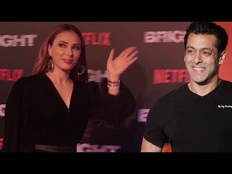 Xxx Mp4 Salman Khan S HOT Girlfriend Iulia Vantur At Bright Movie Premiere 3gp Sex