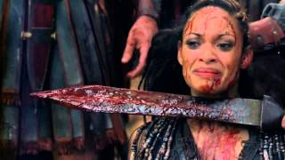 Spartacus: War of Damned - Crixus Death