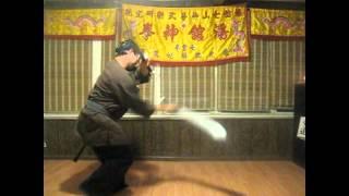 Double Swords - Spirit Fist Kung Fu : Thanvodao