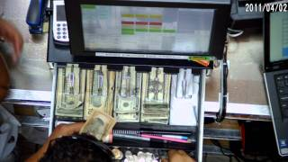 Planet H.264 Full HD Box IP Camera ICA-HM126 - Monitoring Cash Register 2