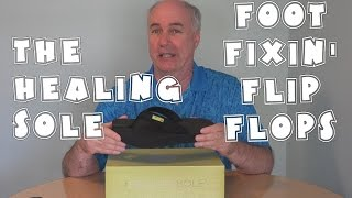 The Healing Sole Review- Foot Fixin