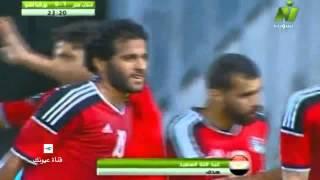"""اهداف مبارة مصر وبوركينا فاسو 27-2-2016 """" هدف عبد الله السعيد """""""
