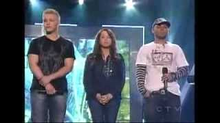 Carly Rae Jepsen Elimination - Canadian Idol Season 5, Top 3