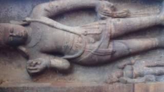 Bodhisatv Padhmpani Badhami cave Karnatak