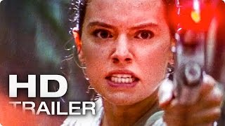 Star Wars: Episode VII - The Force Awakens ALL Trailer & Clips (2015)
