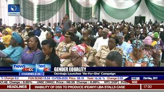 Gender Equality: FG Launches Campaign To Help Women Achieve